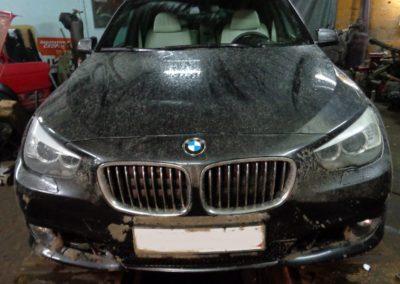 BMW GT 3.0D Чип тюнинг, отключение сажевого фильтра и EGR