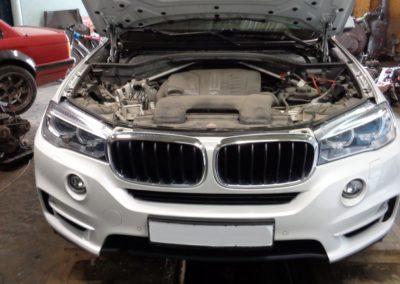 BMW x5 30d f15 Чип тюнинг 310лс