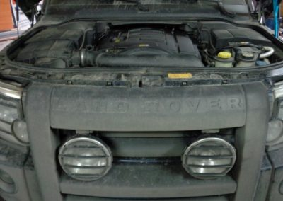 Land Rover Discovery 3 2.7tdv удаление системы EGR