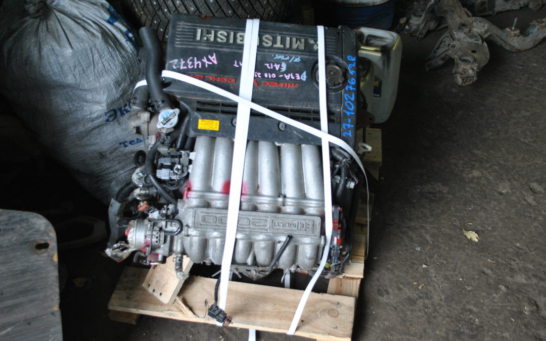 Mitsubishi Lancer9 V6 свап