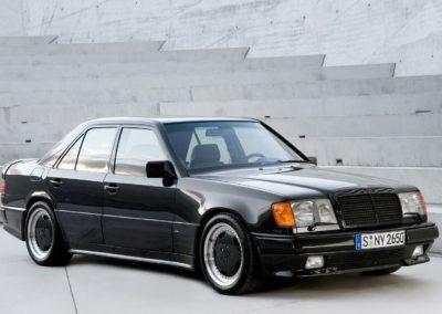 Mercedes w124 2.3л M102 установка Январь 7.2 вместо KE-Jetronic